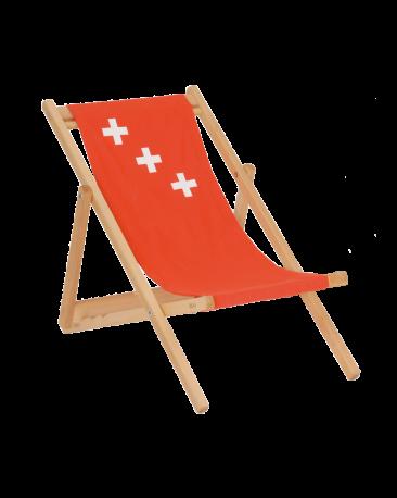 Kinderliegestuhl, CH-Kreuz