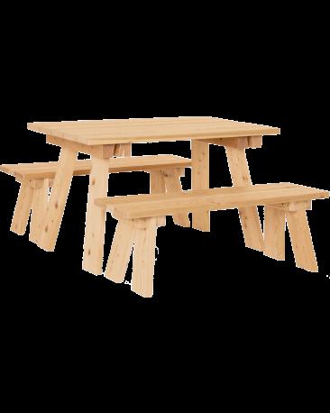 Gartentisch für Kinder, 100cm