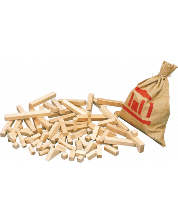 Bauhölzer 50stk