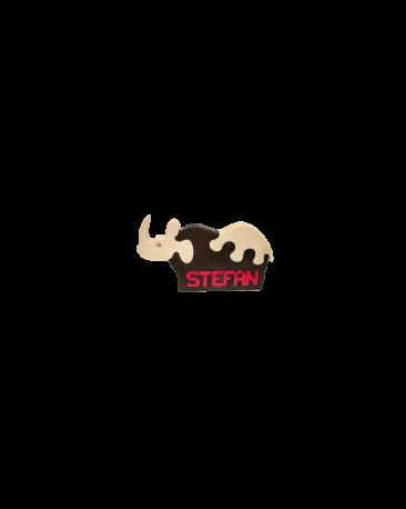 Tierli mit Vornamen, Nashorn roh