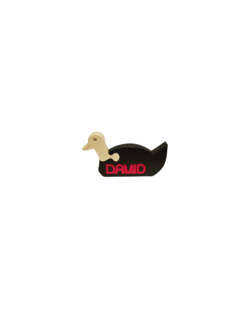 Tierli mit Vornamen, Ente roh