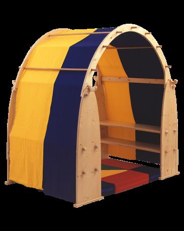Spielhaus - Matratze