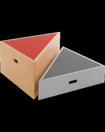 Dreieck-Podest