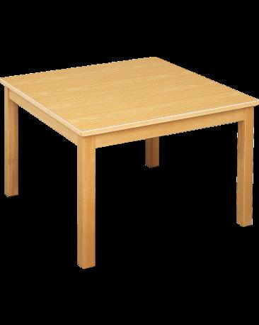 Spieltisch mit Kunstharzbelag, 90 x 90cm
