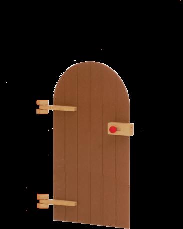 Türe zu Stellwand