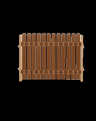 Stellwand, Gartenhag-Element, Höhe 57cm
