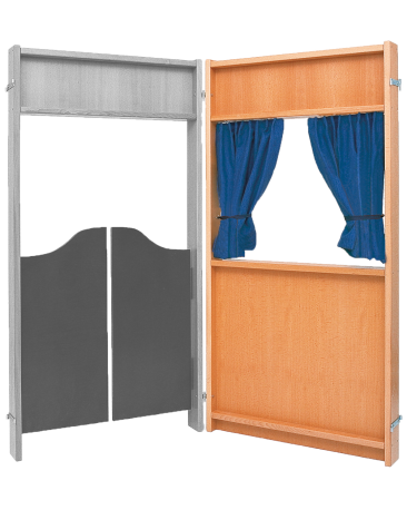 Stellwand, Fenster, Höhe 157cm